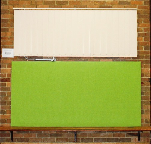 Acoustic Velcro Panels 1