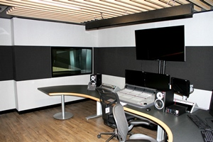 Acoustic Stretched Fabric System