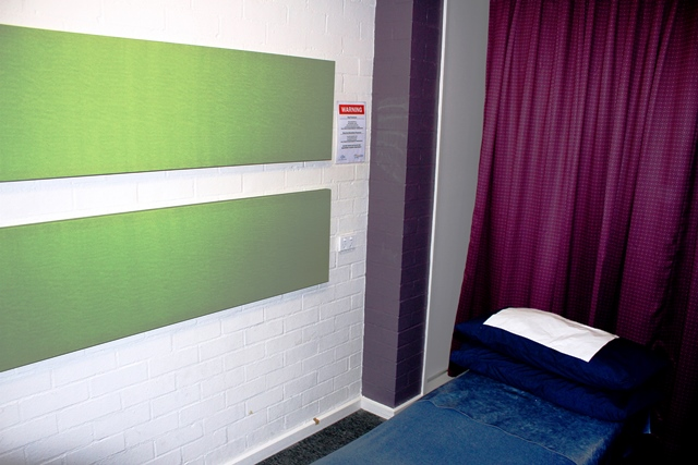 25mm Acoustic Fabric Wrapped Panels
