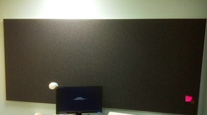 Acoustic Pinboard