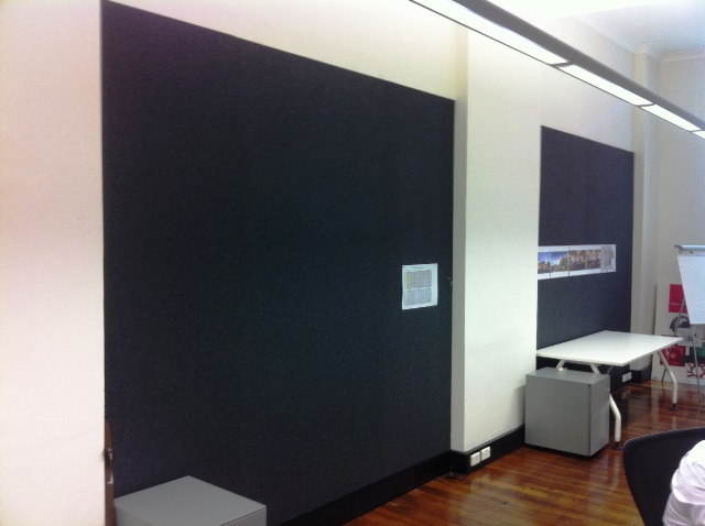 13mm Acoustic Pinboards