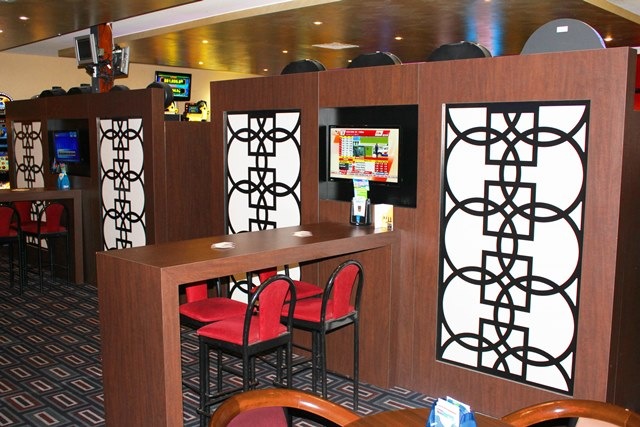 Decorative Acoustic Timber Wall