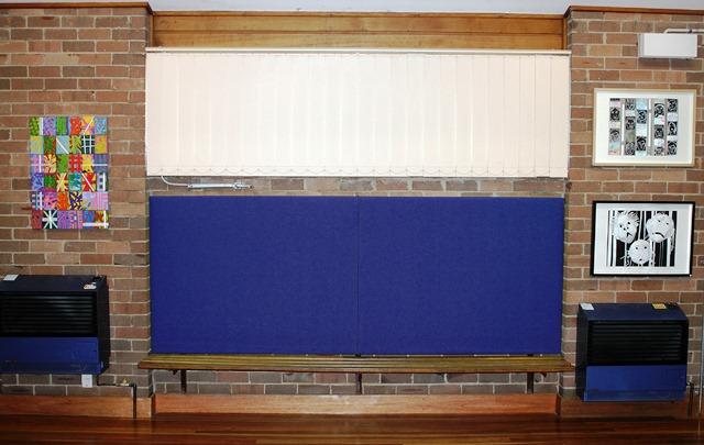 Acoustic Velcro Panels