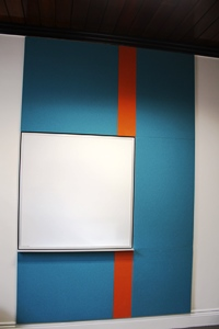 Volume Control Acoustic Pinboards